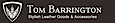 Tom Barrington - Small Leather Goods Logo