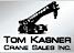 Cleveland Crane & Shovel Sales's Competitor - Tom Kasner Crane Sales logo
