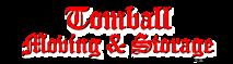 Tomballmoving's Company logo