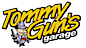 Just The Funny's Competitor - Tommy Gun's Garage logo