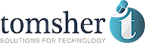 Tomsher's Company logo