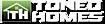 Mraz Lumber's Competitor - Toned Homes logo