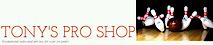 Tony's Pro Shop's Company logo