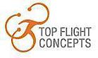 Top Flight Concepts S Company Logo