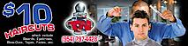 Top Notch Barber's Company logo
