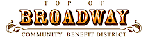 Top Of Broadway Community Benefit District's Company logo