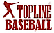 Topline Baseball Logo