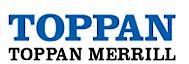 Toppan Merrill's Company logo