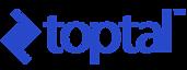 Toptal's Company logo