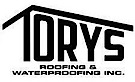 Tory's Roofing's Company logo