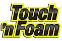 Touch 'n Foam's Company logo