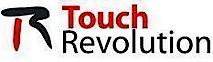 Touch Revolution's Company logo