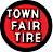 Akuza Rims Store's Competitor - Town Fair Tire logo
