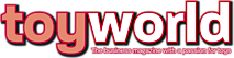 Toy World Magazine's Company logo