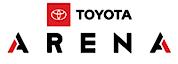 Toyota Arena's Company logo