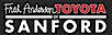 Toyota of Sanford Logo