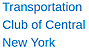 Transportation Club Of Central New York Logo