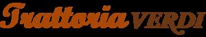 Trattoria Verdi Restaurant's Company logo