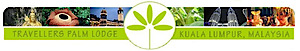 Travellers Palm Lodge's Company logo