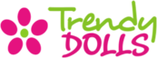 """Trendy Dolls - 18"""" Doll Clothes & Accessories's Company logo"""