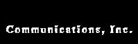 Tri-co Communications's Company logo
