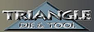 Triangle Die and Tool's Company logo