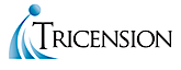 Tricension's Company logo