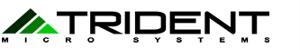 Trident Micro Systems's Company logo