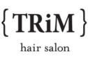 Trim Hair Salon's Company logo