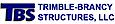 Trimble-brancy Structures Logo