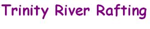 Trinity River Rafting's Company logo