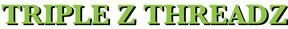 Triple Z Threadz's Company logo