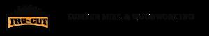 Tru-cut Lumber's Company logo