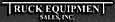 Truck Equipment Sales Logo