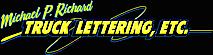 Truck Lettering's Company logo