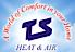 TS Heat & Air's company profile