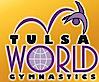 Tulsaworldofgymnastics's Company logo