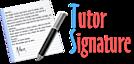 Tutorsignature's Company logo