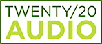 Twenty/20 Audio's Company logo