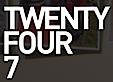 Twenty Four 7's Company logo