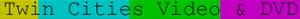 Twin Cities Video & DVD's Company logo