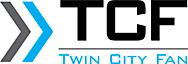 Twin City Fan's Company logo