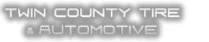 Twin County Tire & Automotive's Company logo