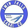 Twin Falls Canal Company's Company logo