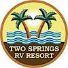 Two Springs RV Resort's Company logo