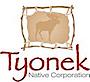 Tyonek's Company logo