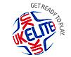 U.K. Elite Soccer's Company logo