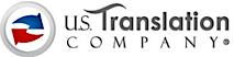U.S. Translation's Company logo