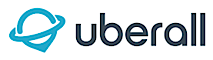 Uberall's Company logo