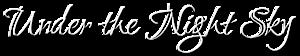 Under The Night Sky's Company logo